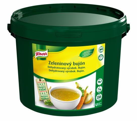 Knorr Zeleninový bujón 7 kg