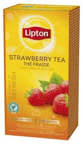 Lipton S příchutí jahody 1,6 g