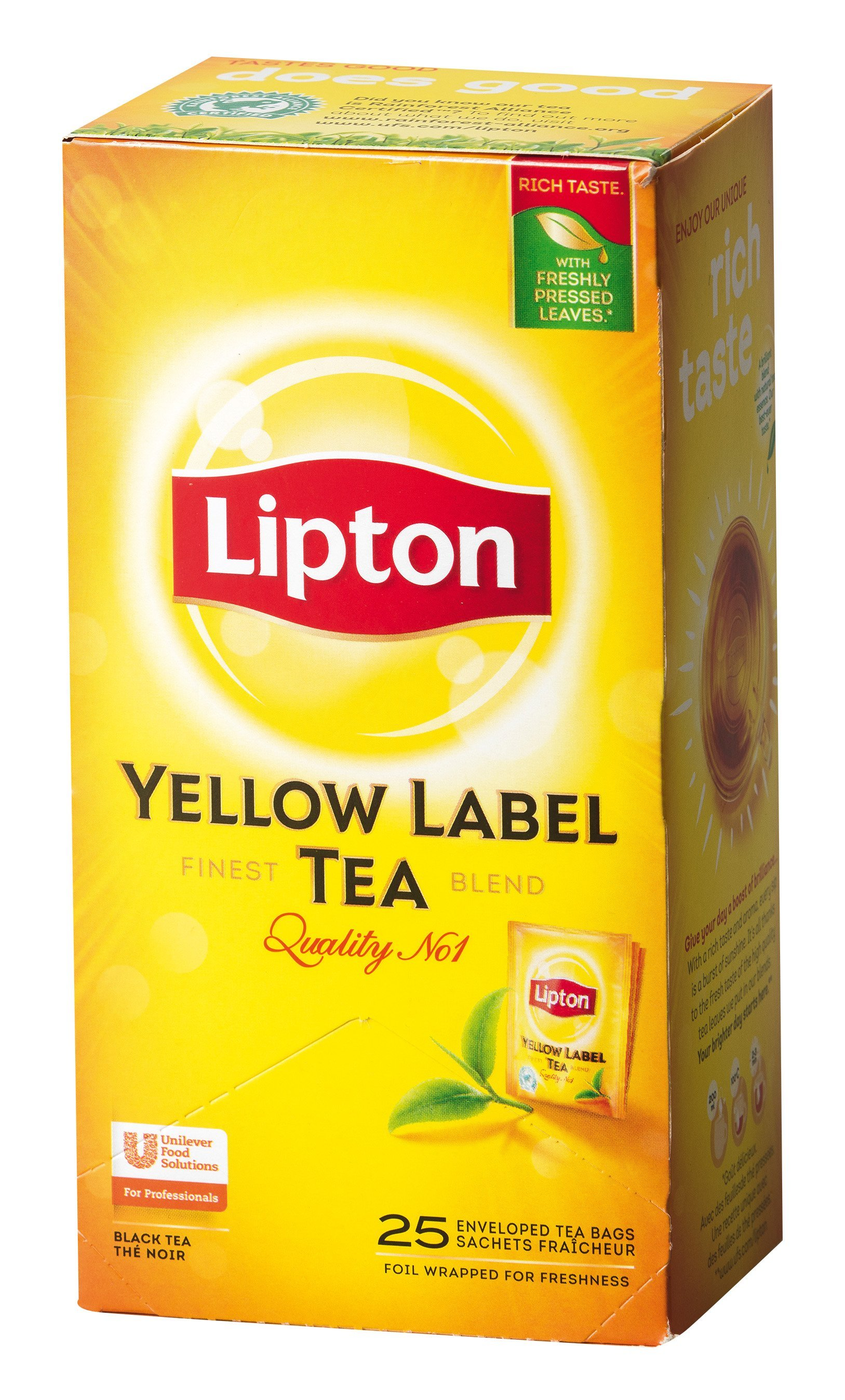 Lipton Yellow Label 1,8 g -