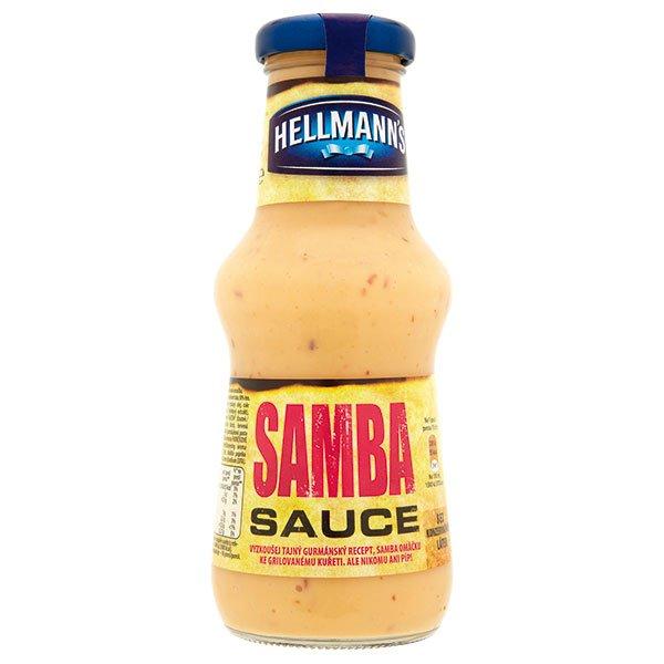 Omáčka k masu Samba 250 ml