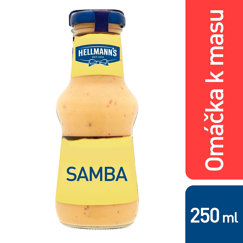 Omáčka k masu Samba 250 ml -