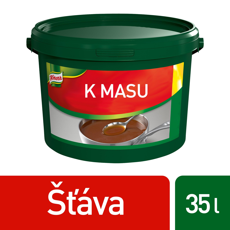 Šťáva k masu 3,5 kg