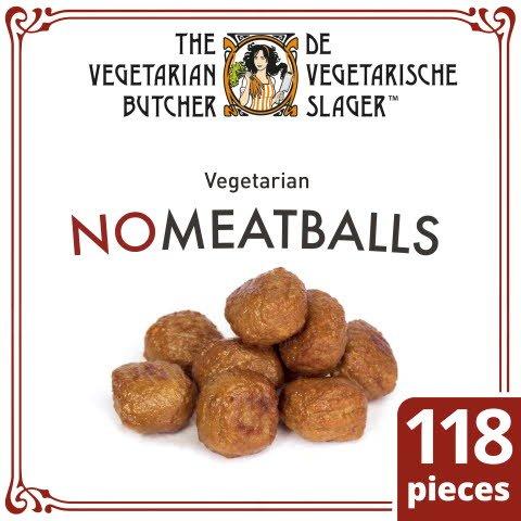 The Vegetarian Butcher NoMeatballs 2kg -