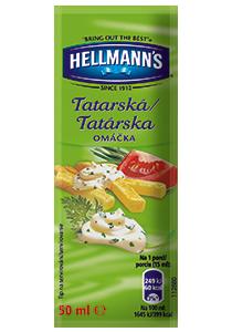 Hellmann's Tatarská omáčka porcovaná 50 ml