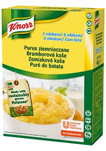 Knorr Bramborová kaše s mlékem 4 kg