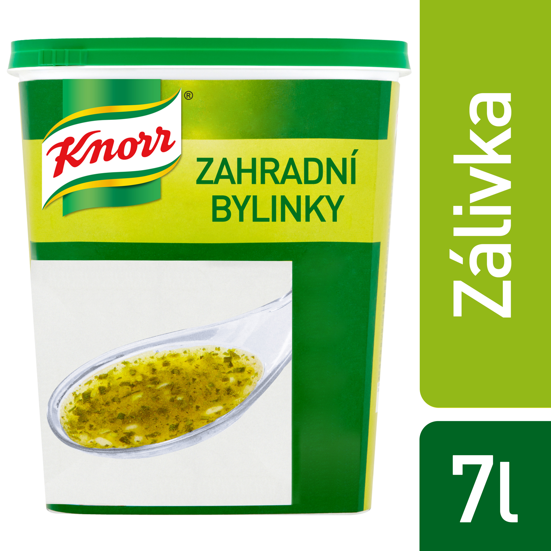 Knorr Zahradní zálivka 700g