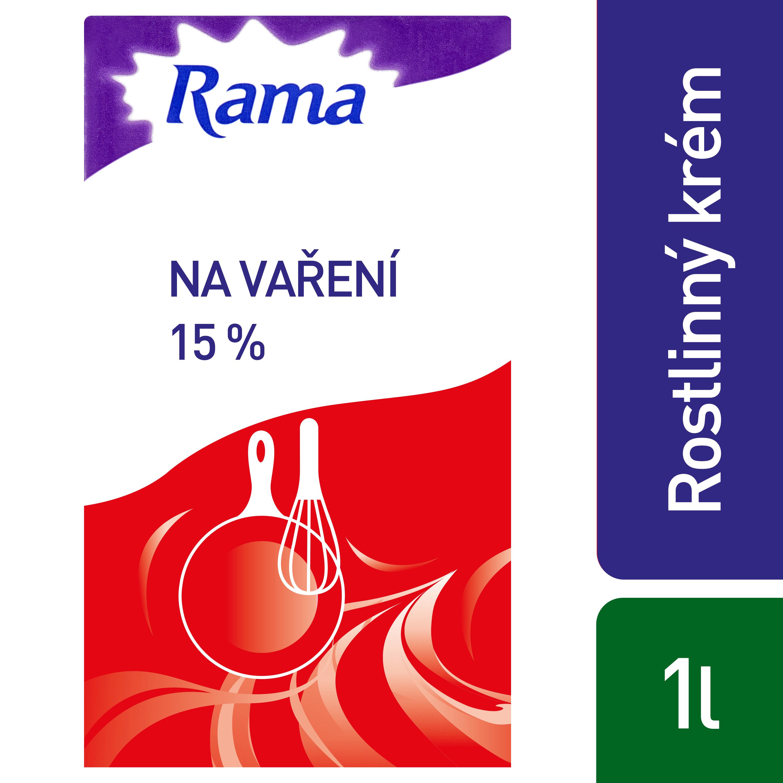Rama Cremefine Profi Na vaření 1 l - Produktu Rama Cremefine Profi 15% však můzete vždy důvěřovat.