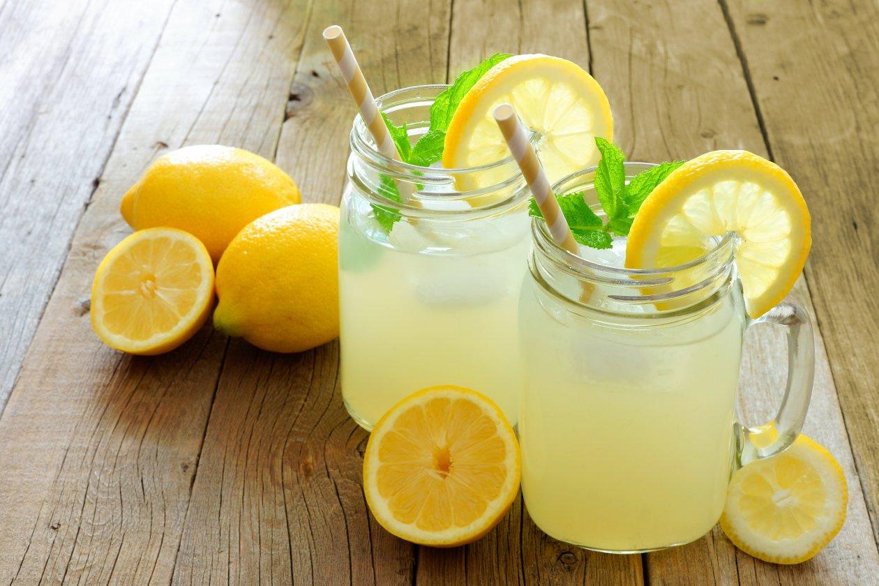Citronáda s vůní dálek