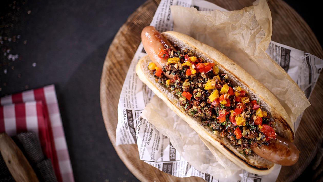 Italský hot dog
