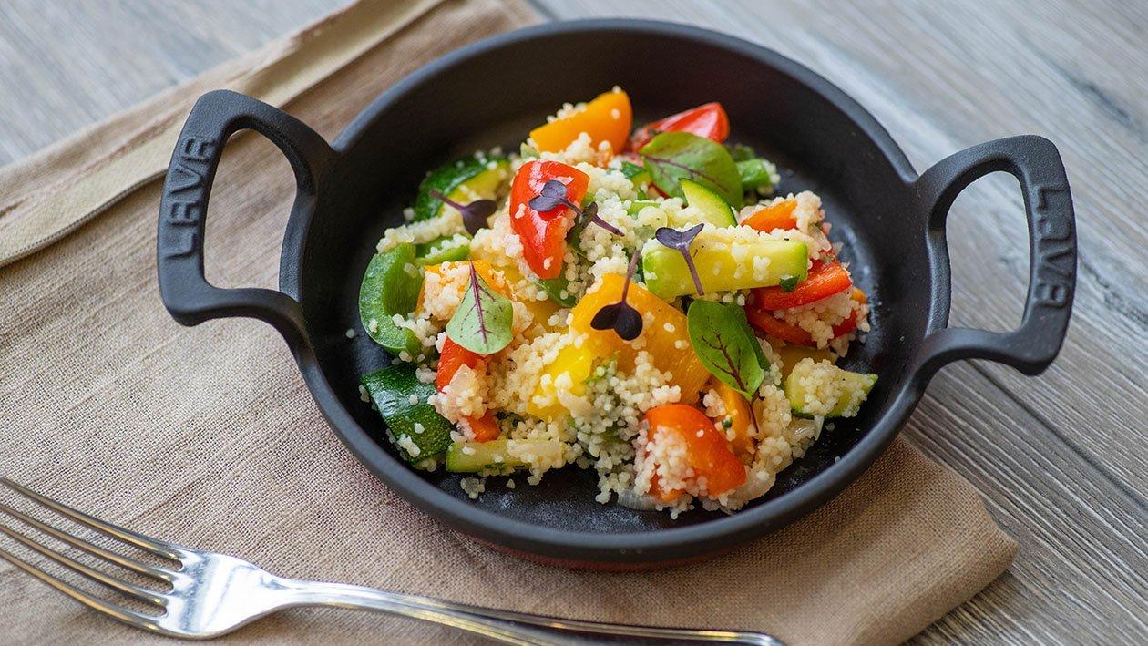 Zeleninový kuskus