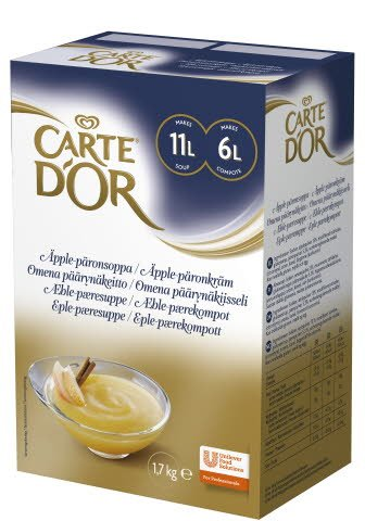 Carte d'Or Æble-Pæresuppe /kompot 1,7 kg / 11 L -