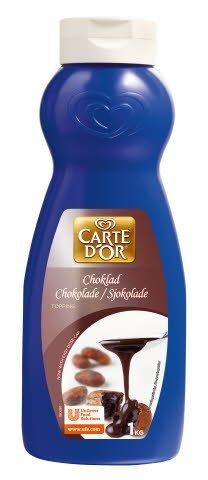 Carte d´Or Chokolade Topping 1 kg