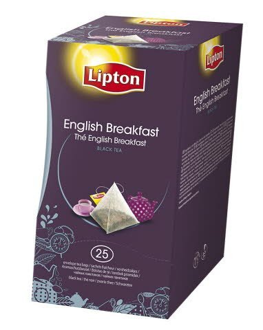 English Breakfast, pyramidete