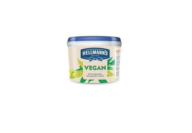 Hellmann's Vegan Mayonnaise 2,5 kg