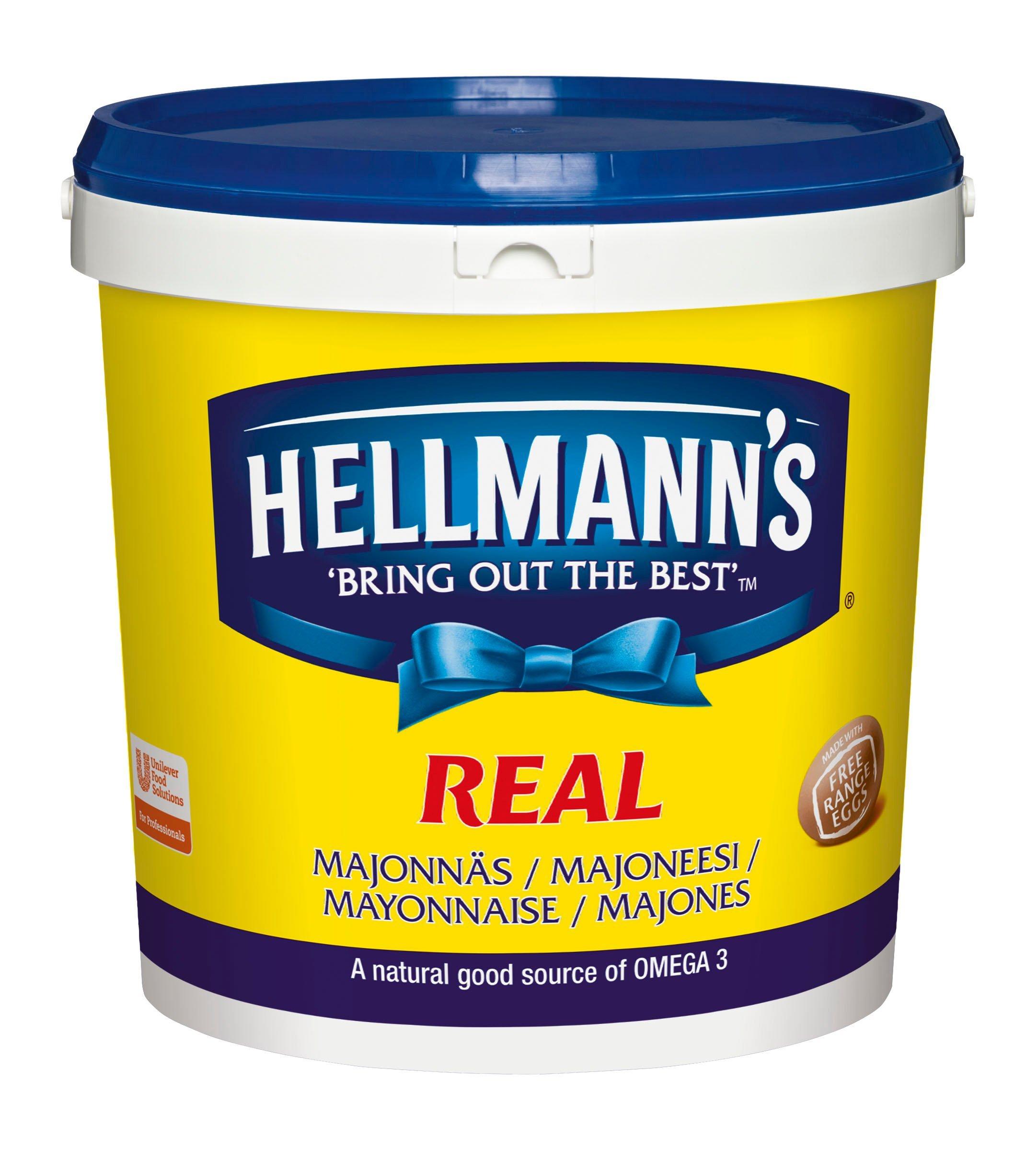 Hellmann´s Real Mayonnaise 10 kg