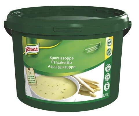 Knorr Aspargessuppe 1 x 3 KG / 30 L