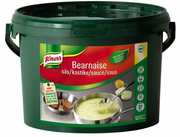 Knorr Bearnaisesauce 3,75 kg / 27 l