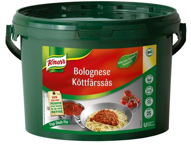 Knorr Bolognese 3,6 kg / 25 l