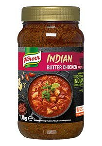 Knorr Butter Chicken krydderipasta -