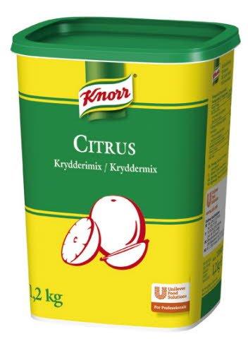 Knorr Citrus Krydderiblanding 1,2 kg -