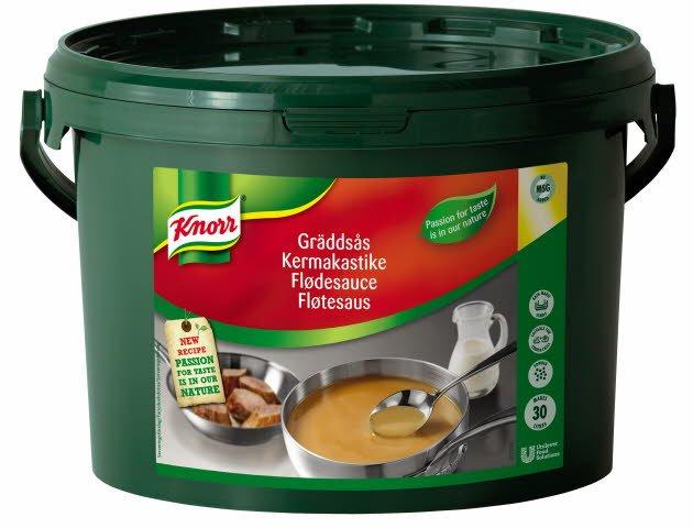 Knorr Flødesauce 3 kg / 30 l