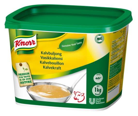 Knorr Kalvebouillon, pasta 1 kg / 67 L