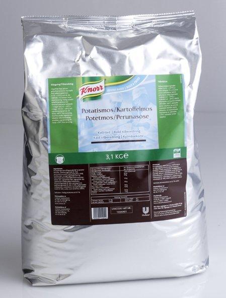 Knorr Kartoffelmos, kold tilberedning 3 x 3 kg