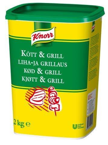 Knorr Kød & Grill 1,2 kg