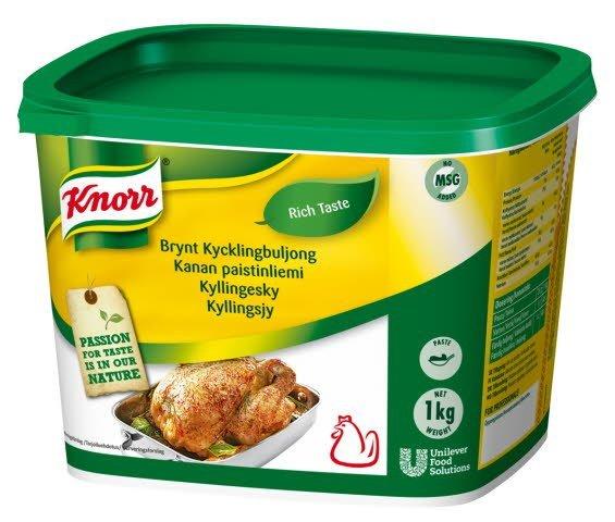 Knorr Kyllingesky, pasta 1 kg / 40 L