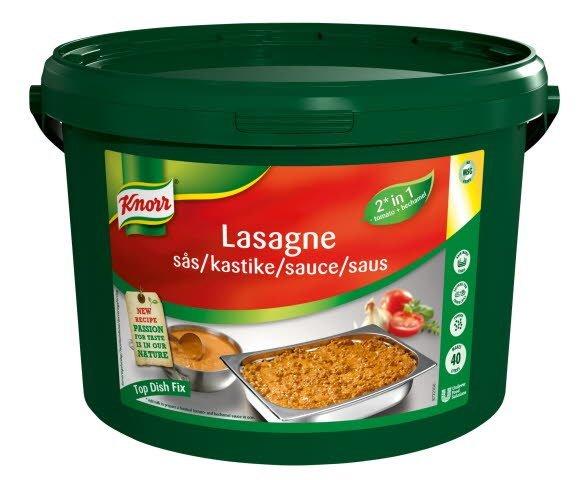 Knorr Lasagnesauce 3,6 kg / 40 l