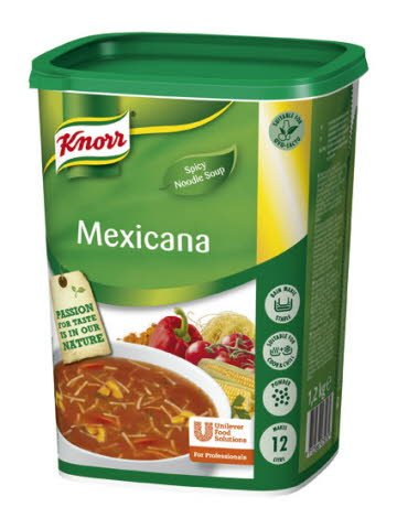 Knorr Mexicana 1,2kg / 12 L