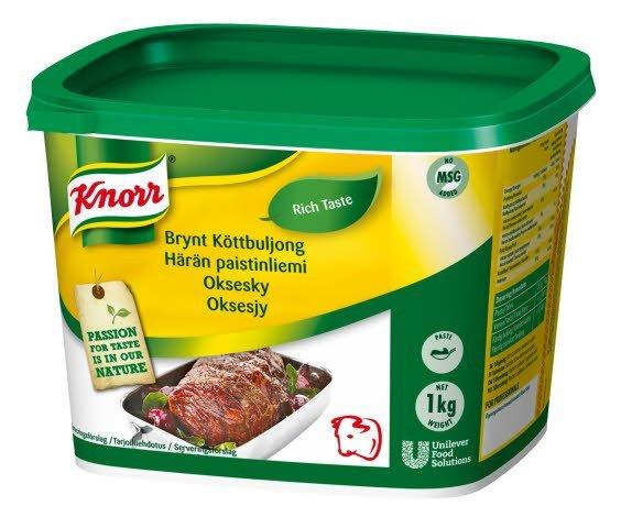 Knorr Oksesky, pasta 1 kg / 40 L