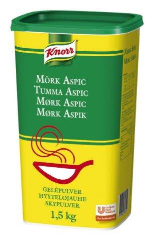 Knorr Pålægssky, mørk 1,5 kg / 30 l
