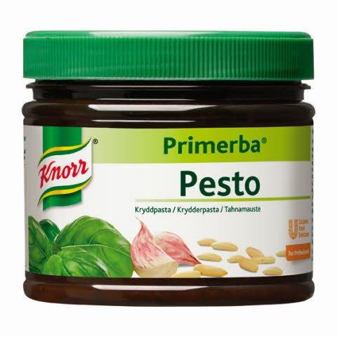 Knorr Pesto krydderpasta 340 g