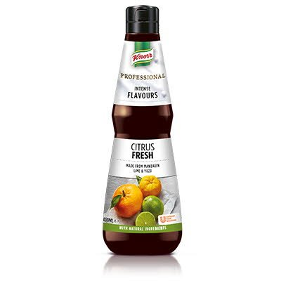 Knorr Professional Intense Flavours, Citrus Fresh 400 ml