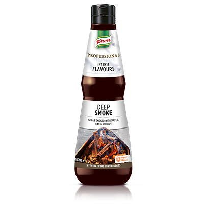 Knorr Professional Intense Flavours, Deep Smoke 400ml -