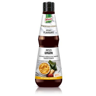 Knorr Professional Intense Flavours, Miso Umami 400 ml