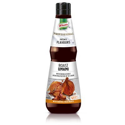 Knorr Professional Intense Flavours, Roast Umami 400 ml