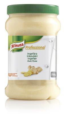 Knorr Professional Krydderipuré Ingefær 750 g