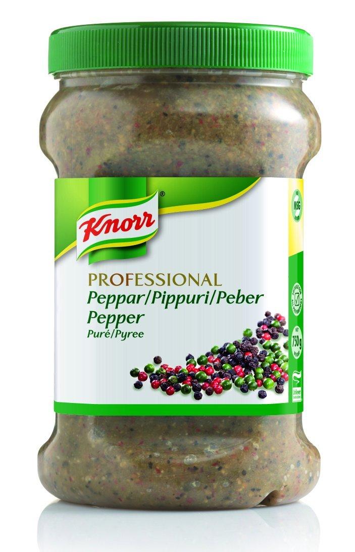 Knorr Professional Krydderipuré Peber 750 g