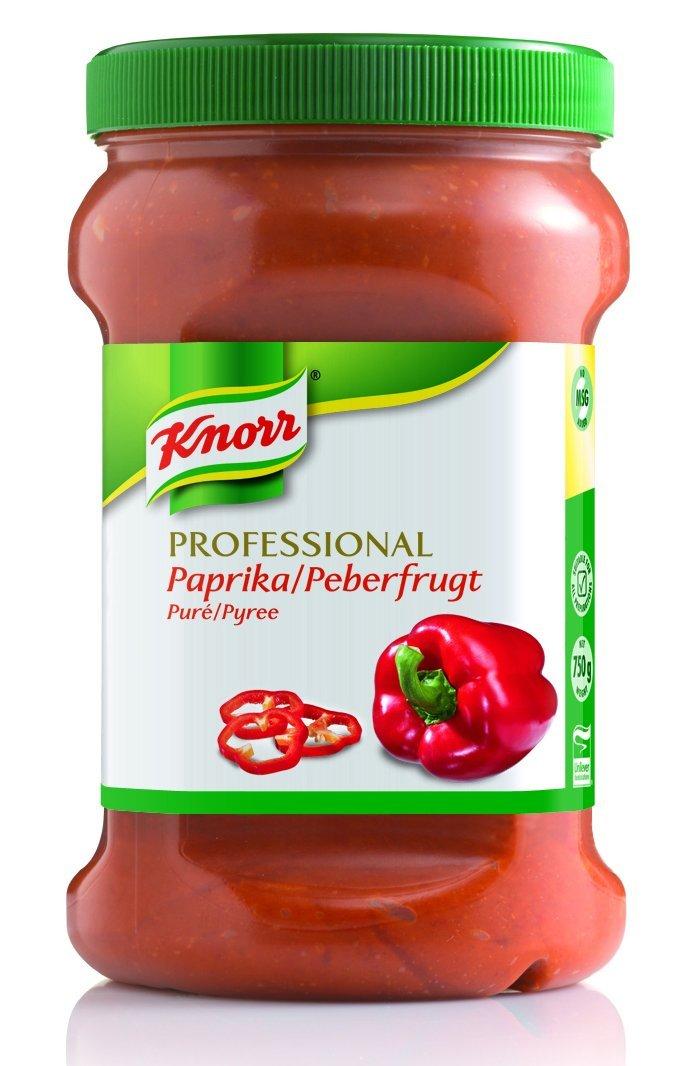 Knorr Professional Krydderipuré Peberfrugt 750 g
