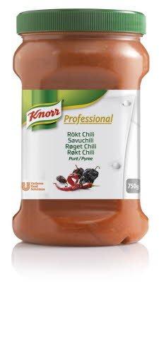 Knorr Professional Krydderipuré Røget Chili 750 g