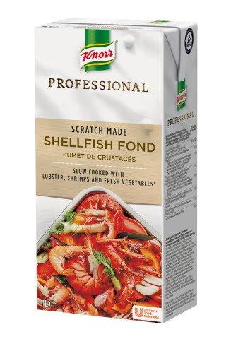 Knorr Professional Skaldyrsfond 8 x 1L