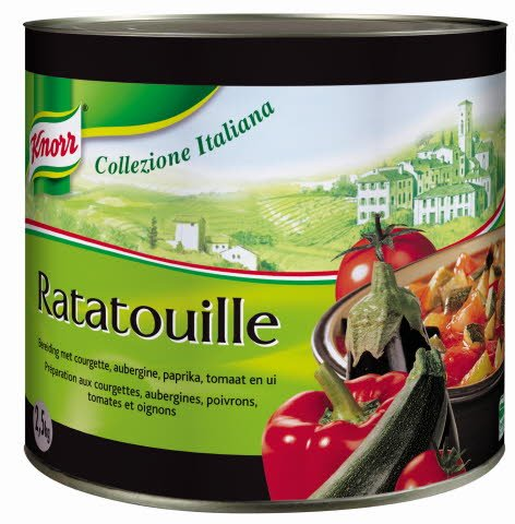 Knorr Ratatouille 2,5 kg