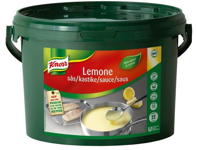 Knorr Sauce Lemone 3 kg / 22 l