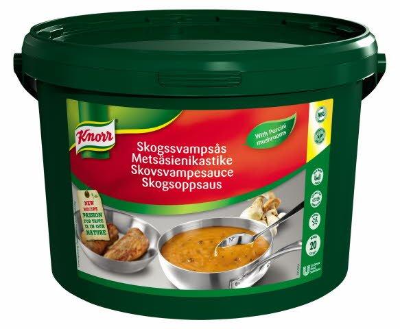 Knorr Skovsvampesauce 3 kg / 20 l -