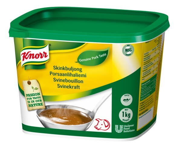 Knorr Svinebouillon 1 kg / 40 l