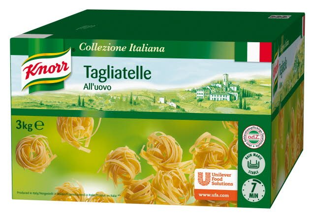 Knorr Tagliatelle 3 kg -
