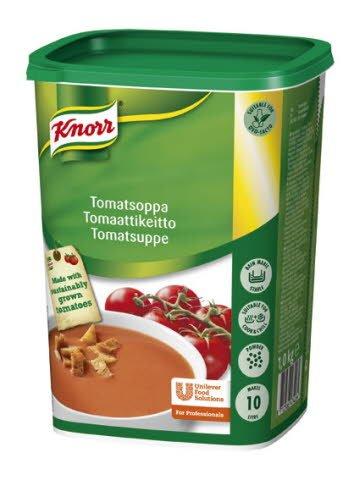 Knorr Tomatsuppe 1 kg / 10 L