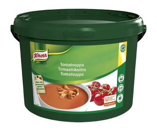Knorr Tomatsuppe, 4 kg / 40 l
